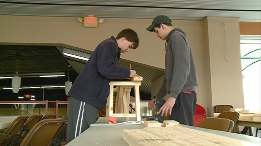 Sparta High School students learn about serving others in La Crosse