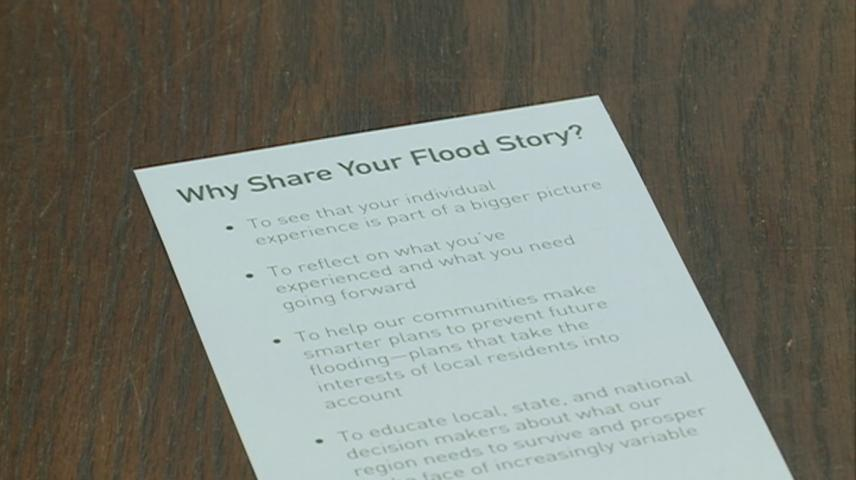 Driftless Writing Center collecting local stories of summer flooding victims