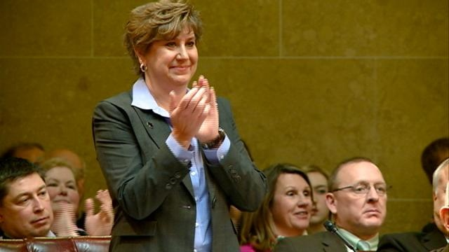 Sen. Shilling ready for her role as Minority Leader