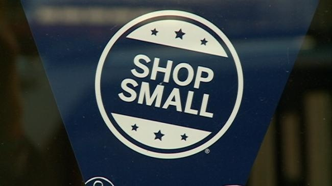 Shoppers encouraged to shop locally on Small Business Saturday