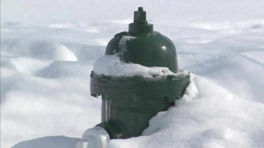 Firefighters ask for help in keeping hydrants clear