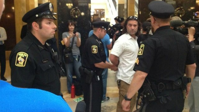 Capitol police issue 25 no-permit citations to 22 singers
