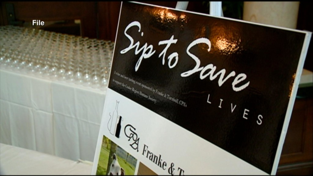 'Sip to Save Lives' fundraiser returns for Coulee Region Humane Society