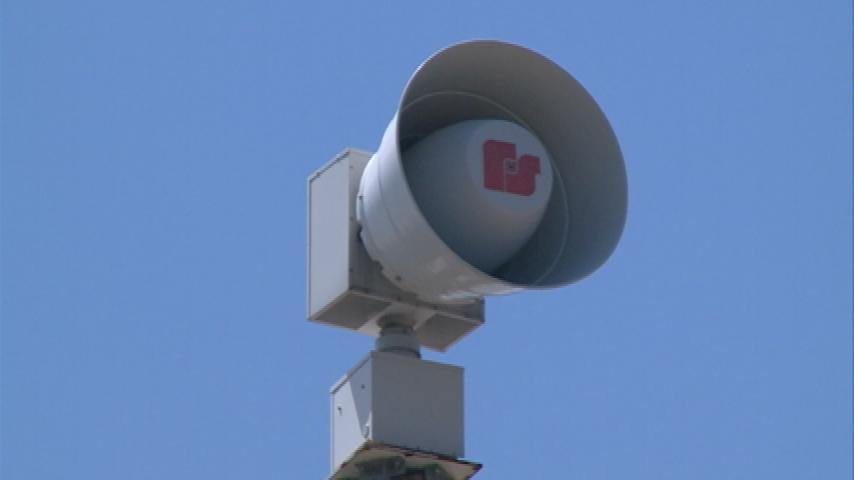 La Crosse County to test emergency warning sirens