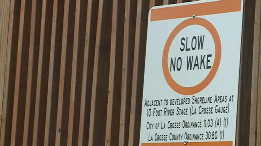 Strong pushback from community on proposal to extend slow no wake zone