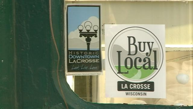 La Crosse stores promote shopping local