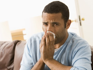 The doctor visit for hay fever