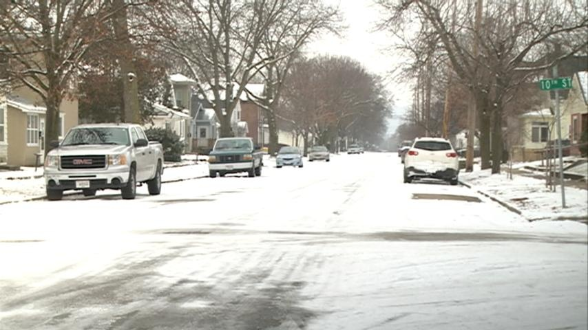 Lack of December snow hurts businesses depending on it