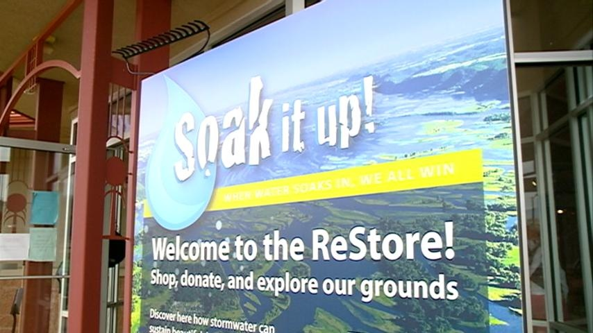 'Soak It Up' teaches home, business owners to protect against water