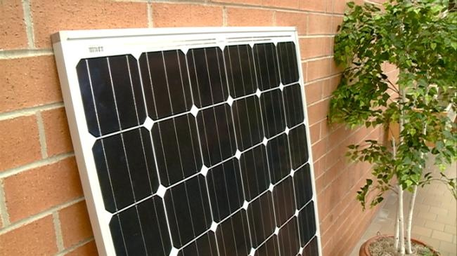 Local schools get solar panels for education, lower energy costs