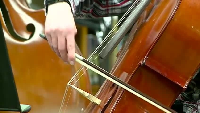 Music Festival showcases area student musicians this weekend