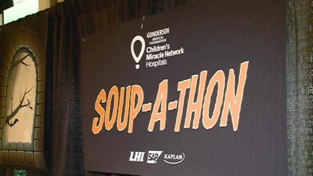 Halloween Soup-A-Thon raises money for Children's Miracle Network
