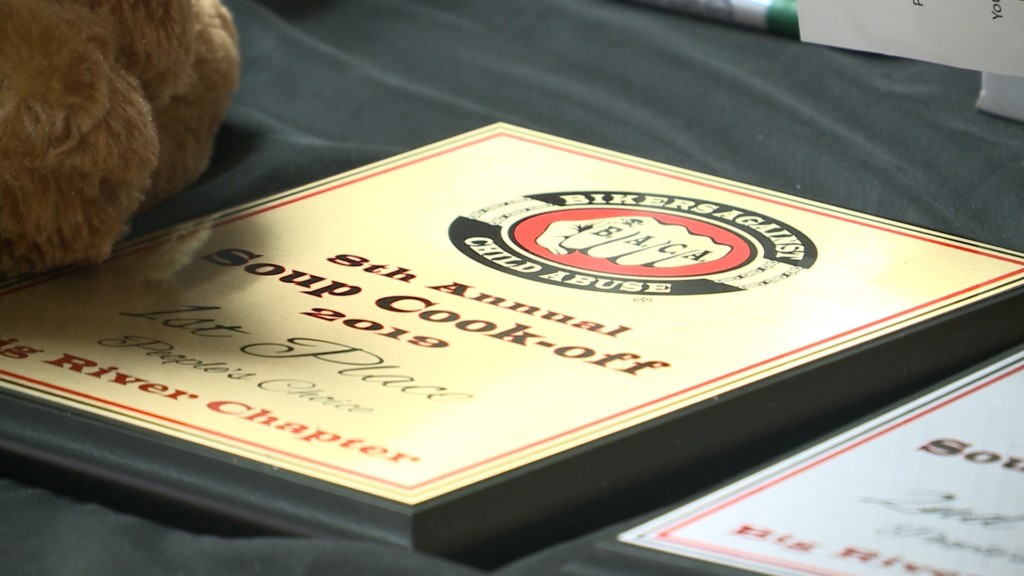 Soup cook-off raises awareness about child abuse