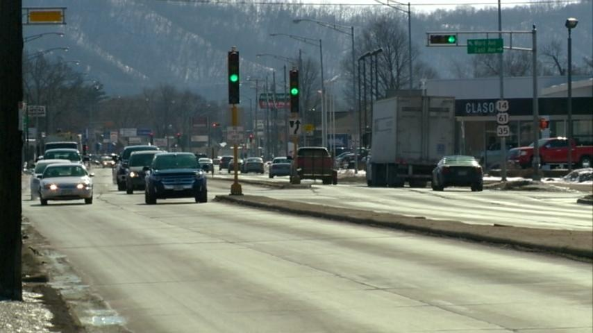 South Avenue expansion to reduce car accident rates