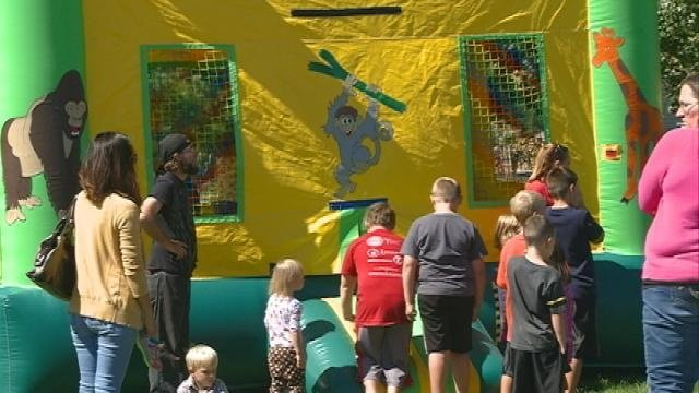 Sparta's annual back-to-school block party a day of fun in the sun