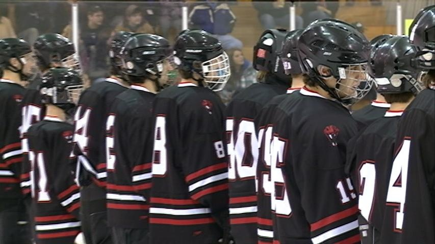 Sparta Co-op Hockey Team Overcomes Challenges