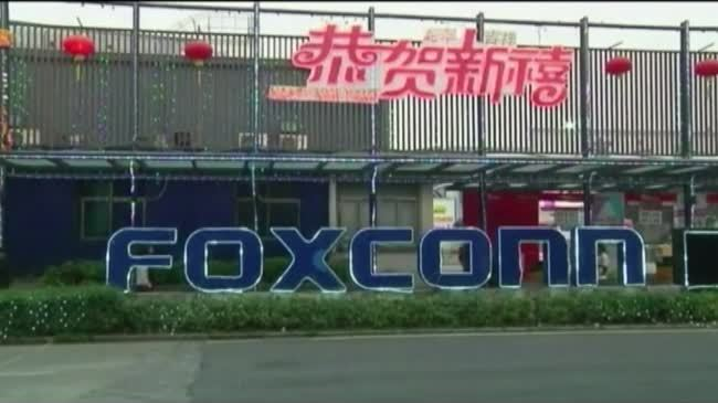 Wisconsin Assembly passes $3B Foxconn bill