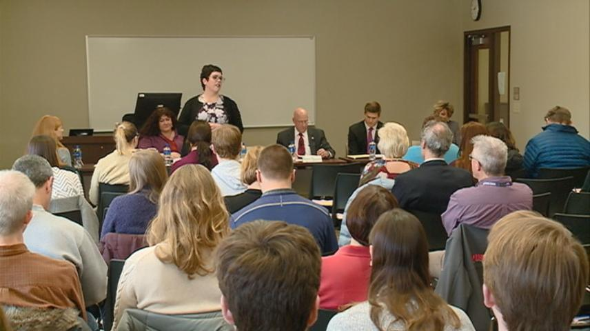 'State of the System' forum raises concerns about changes in UW System