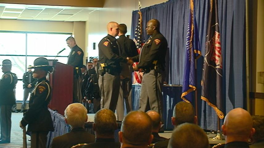 State Patrol graduation held in La Crosse