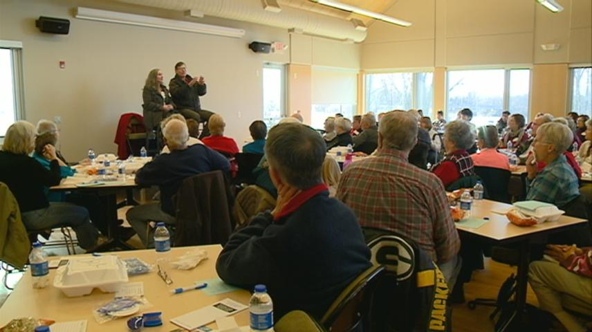 'Steering into the Skid' performance begins community discussion on dementia, Alzheimer's Disease