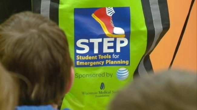 Tomah students learn to be prepared for emergency