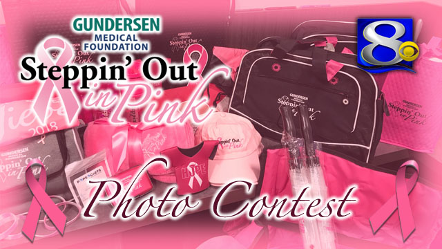 Steppin' Out in Pink 2019 Photo Contest
