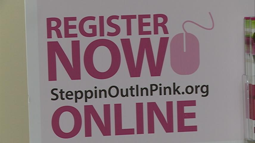 La Crosse's Steppin' Out In Pink sees record number of registrations, survivors