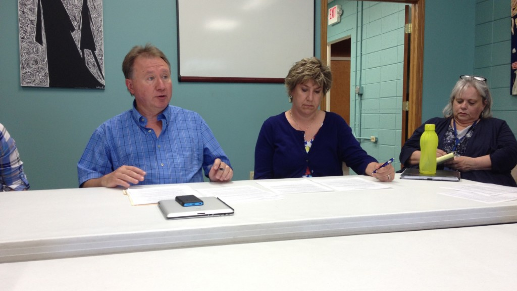 Doyle, Shilling discuss bullying bills in La Crosse