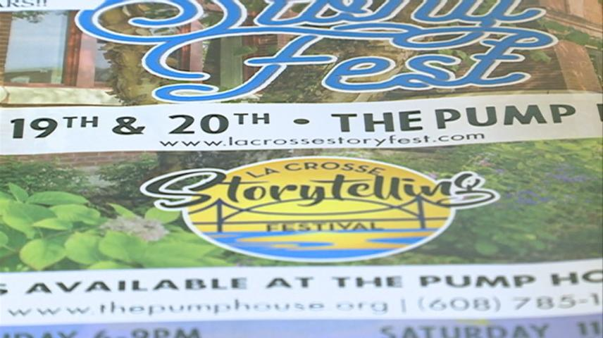 17th annual Storyfest to bring art of communication to La Crosse