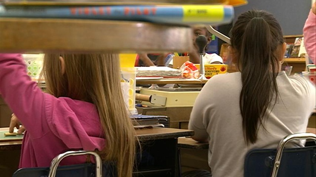 School supplies handed out to area kids