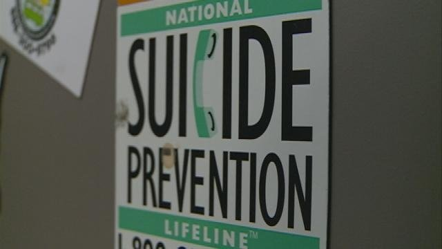 Suicide prevention efforts in La Crosse area