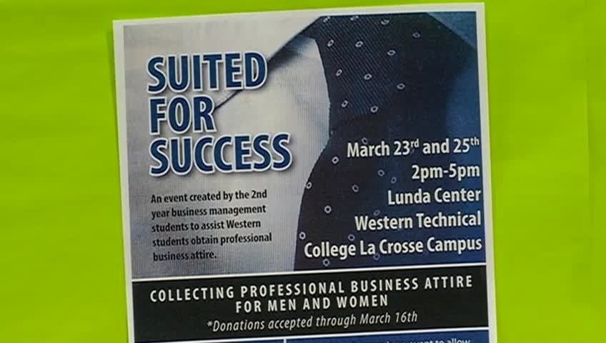 Suited for Success helps college graduates with first impressions