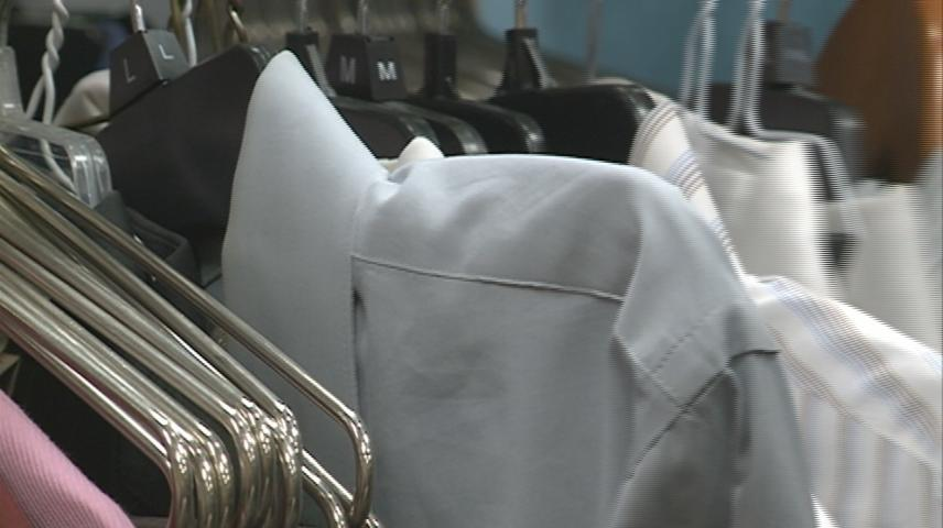 'Suits for Success' helps students, community get access to professional clothing