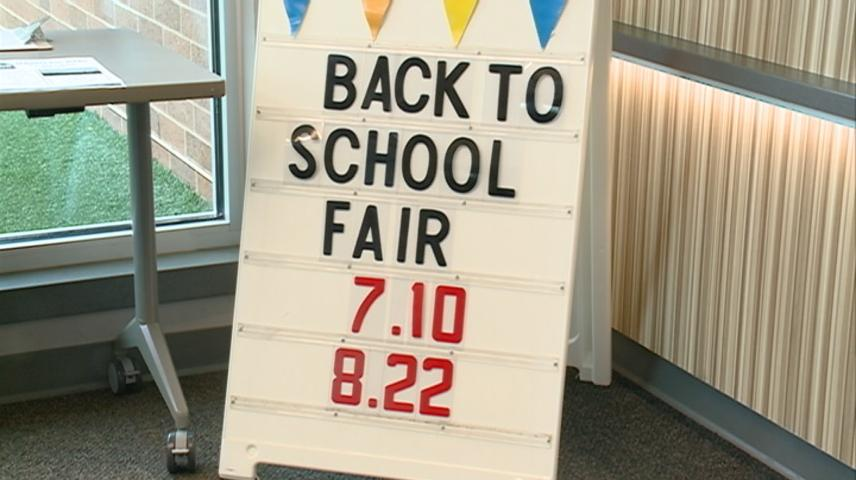 Summer Back to School event to help kids prepare for year-round school