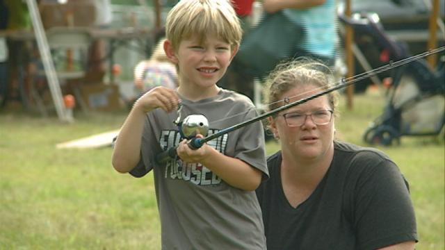 Celebrate Summer Family Fun Fair marks end of summer for students