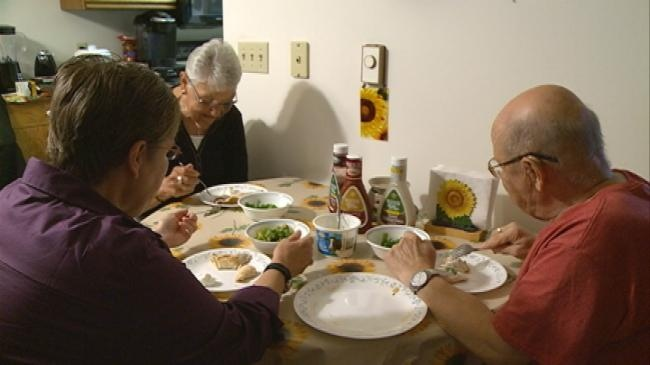 Organization encourages spending more time with senior citizens