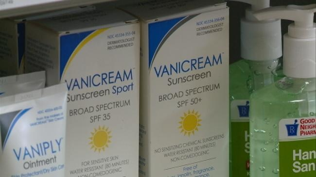 Study: some sunscreens don't work as advertised