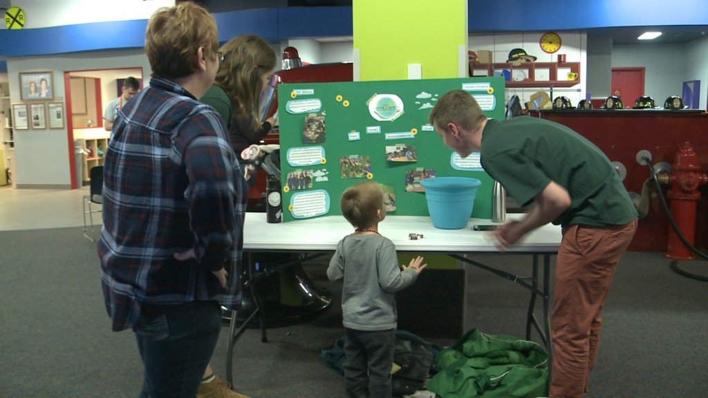 Children's Museum celebrates the 22nd annual America Recycles Day