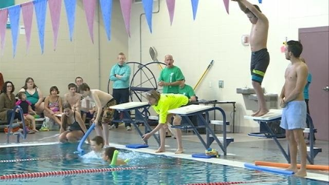YMCA hosts second adapted swim meet