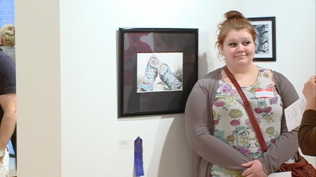 High school art displayed at 19th Annual Third Congressional District Art Contest