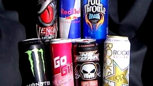 Study shows children are drinking too many energy drinks