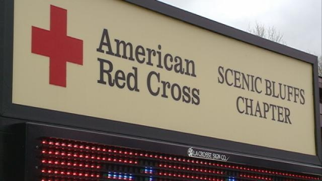 Local Red Cross volunteers to help with tornado relief
