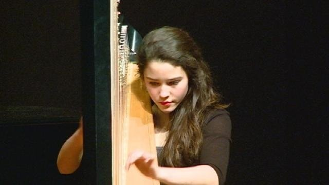 Dozens compete in the Rising Stars Concerto Competition Saturday