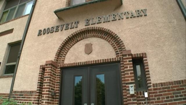 Plans to renovate Roosevelt Elementary School delayed due to financial reasons