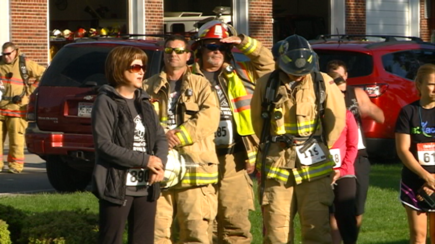 Tunnels To Towers honors fallen firefighters