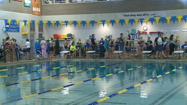 Hundreds compete in YMCA's 13th Annual Frostbite Invite