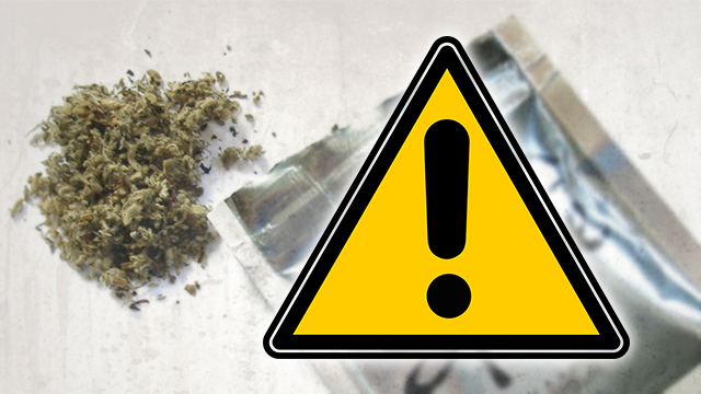 Milwaukee health officials issue synthetic marijuana alert