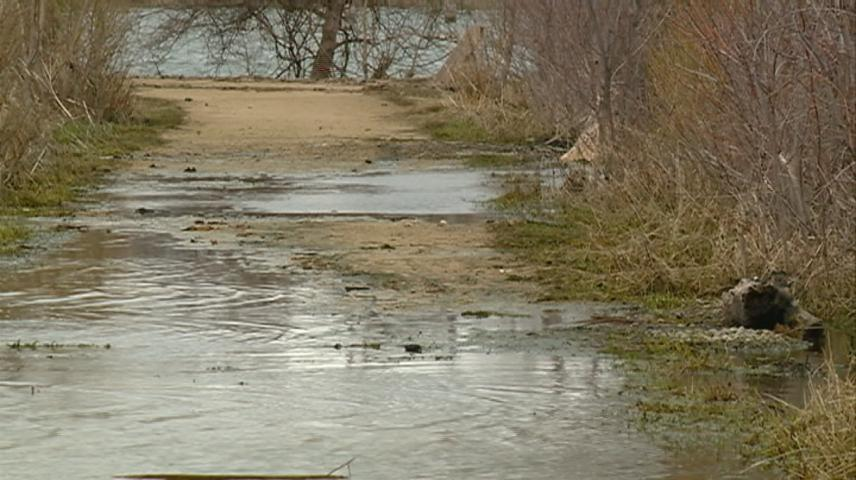 'Tails for Trails' canceled due to high water