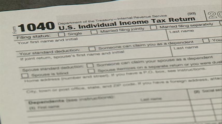Filing situation may impact tax return amounts