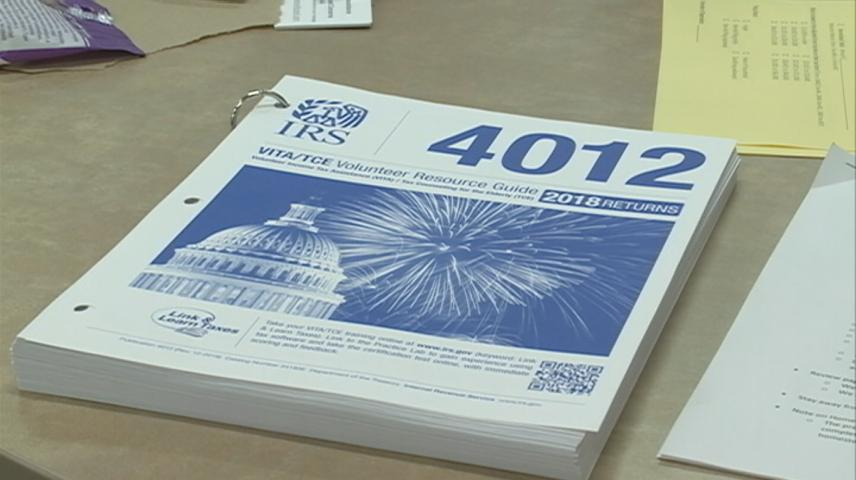 Tax filing deadline coming in mid-April